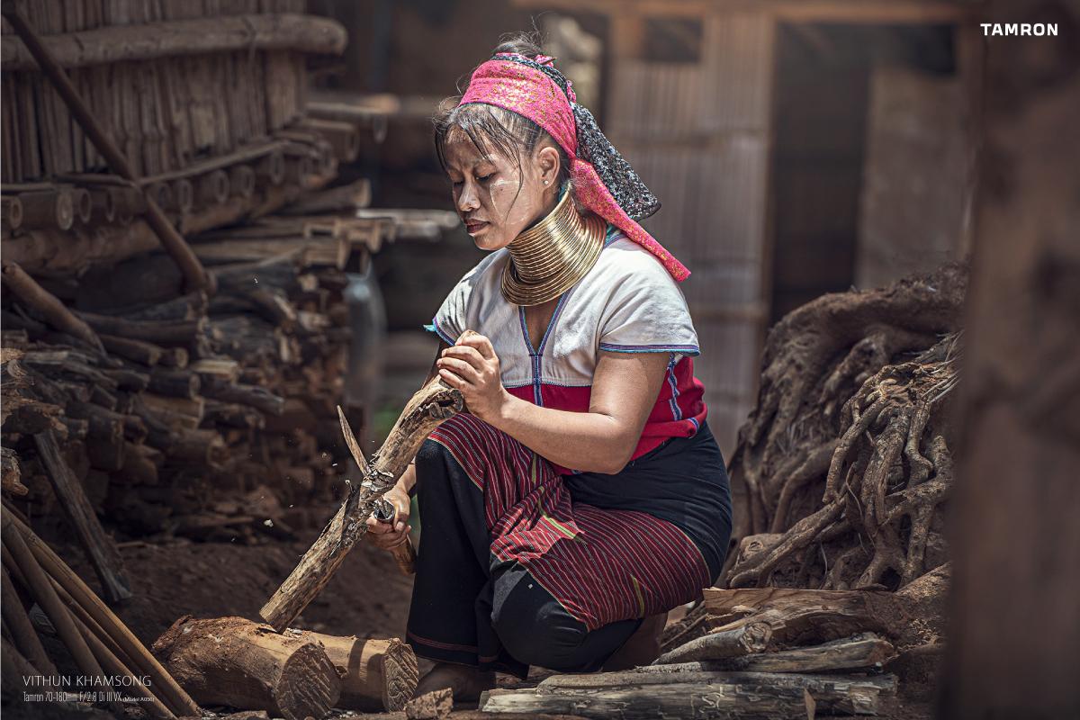 แอ่วเหนือ…เยือนถิ่นกะเหรี่ยงคอยาว by Vithun Khamsong
