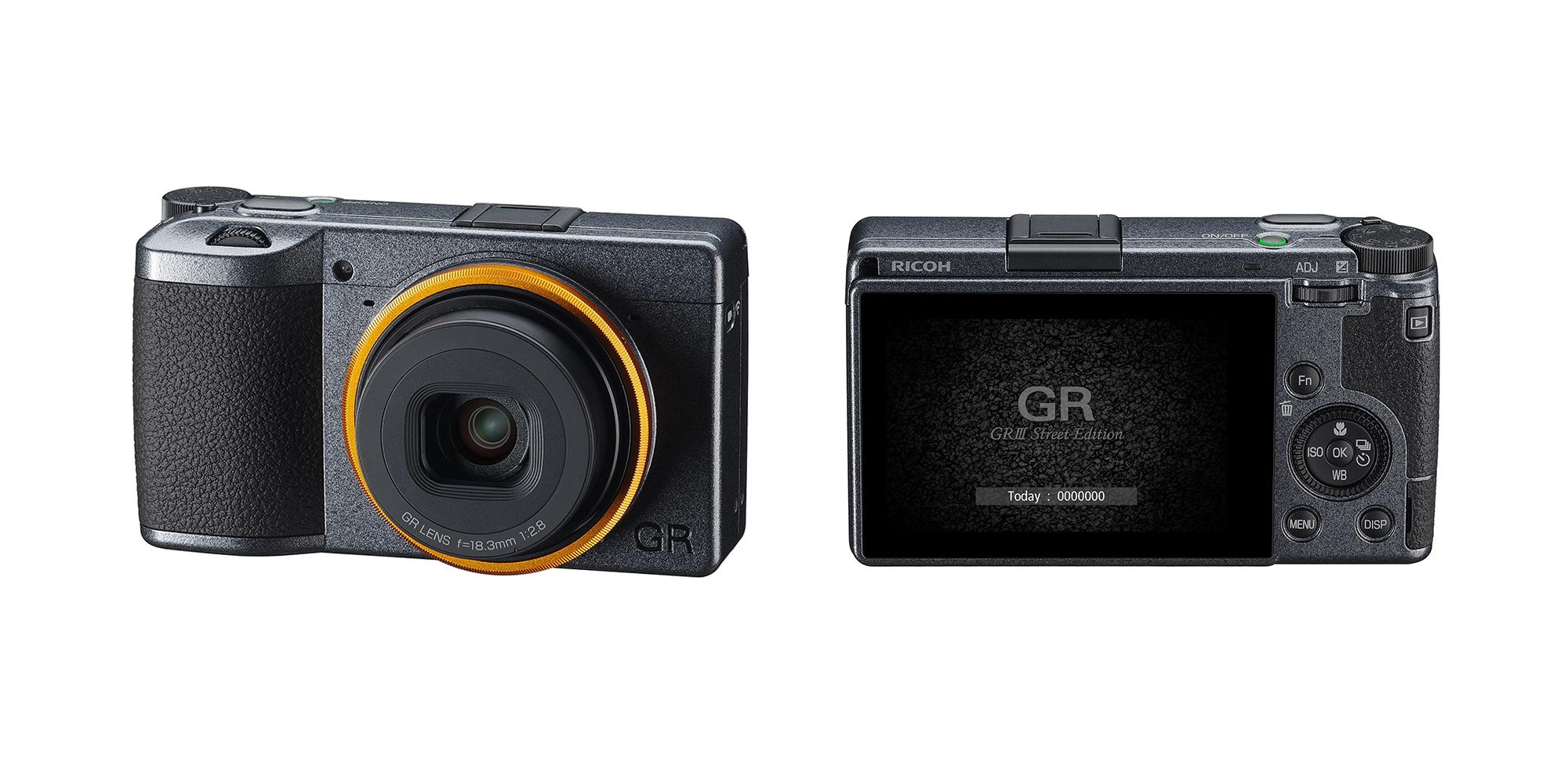 RICOH เปิดตัวกล้อง RICOH GR III Street Edition