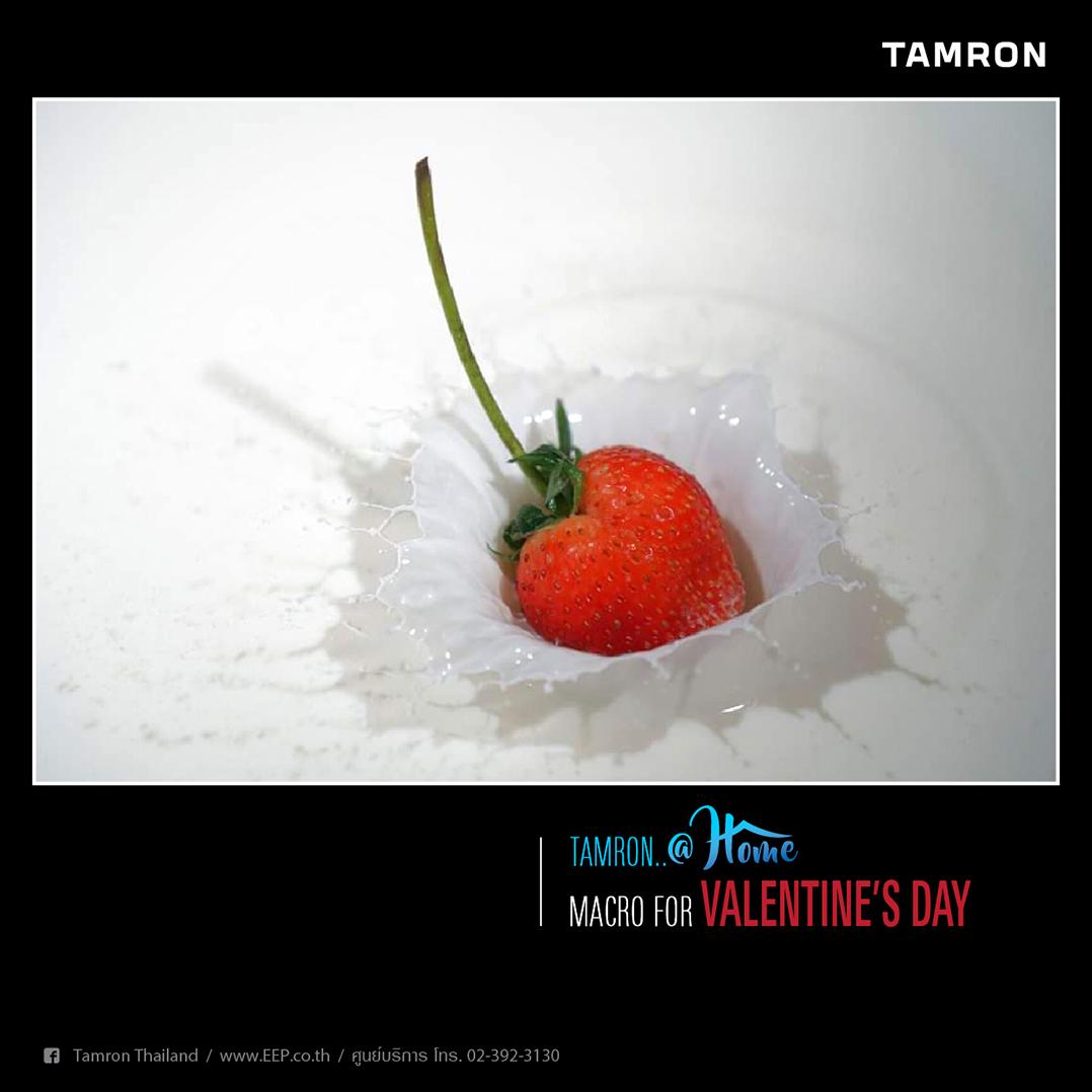 Tamron @Home Strawberry